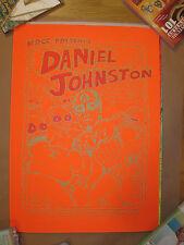 JERMAINE ROGERS DANIEL JOHNSTON COLORADO 08 CONCERT POSTER ART PRINT S/N MINT