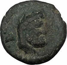 SELGE in PISIDIA 2-1CenBC Hercules Thunderbolt Bow Ancient Greek Coin i37956