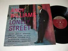 ANDY WILLIAMS Lonely Street CADENCE Mono