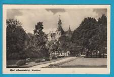 544 ▶ AK Bad Schmiedeberg Kurhaus Schmorkau 1957 DDR