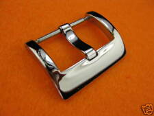 made for Panerai 20 mm Polish X1 New 20mm Heavy Duty Swiss 316L Stainless Buckle
