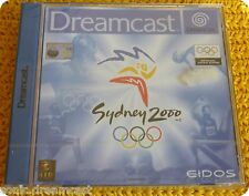 Sydney 2000 videogame IOC Dreamcast > NEW!