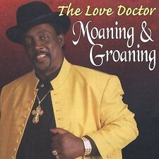 New: Love Doctor: Moaning & Groaning  Audio Cassette