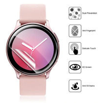 For Samsung Galaxy Watch Active 2 Two Pieces Tempered Glass Screen Protector