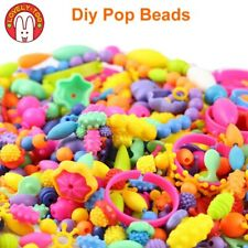 Girls Toys Creativity Needlework Kids Crafts Children's Bracelets Handmade Je