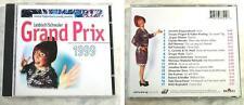 Lesbienne/pédale grand prix 1999-Claudia pays méditerranéens signataires, ralf Martens,... BMG CD top