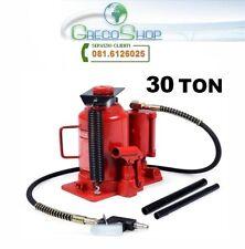 Cric/Martinetto a bottiglia doppia funzione idraulico e pneumatico 30T/30000Kg