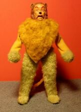 "Vintage 1974 Mego Wizard Of Oz COWARDLY LION 7 1/2"" Figure"