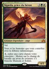 MTG Magic SOI - Sigarda, Heron's Grace/Sigarda, grâce du héron, French/VF
