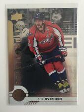 2017-18 Upper Deck Series 1 Shining Stars Alex Ovechkin Capitals Hockey Card