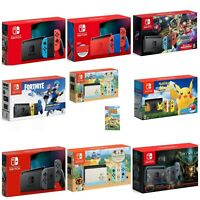 Nintendo Switch Mario Kart/ Fortnite/ Neon/ Gray/ Animal Crossing Ships Fast