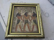 QUADRETTO CREAZIONE Artistiche PAPIRO SIRACUSA anni 80