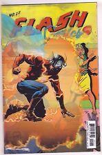 Flash#22 Nm 2017 Lenticular Cover Variant Dc Comics