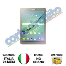 "TABLET SAMSUNG T819 GALAXY TAB S2 VE 9,7"" GOLD LTE WI-FI+4G AND6 NO BRAND ITALIA"