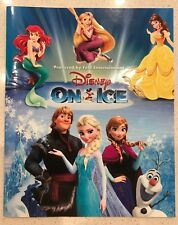 Disney On Ice - Collectible Show Booklet - Feld Entertainment