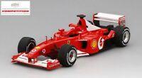 Ferrari F2002 Michael Schumacher Winner French Gp 2002 1:43 Model BBR