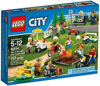 LEGO 60134 CITY DIVERTIMENTO AL PARCO FUN IN THE PARK ►NEW◄PERFECT NEVER REMOVED