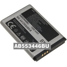 🔋 Authentic OEM Samsung Battery AB553446BU BATTERY for Samsung i320  A411  A412