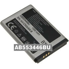Authentic OEM Samsung Battery AB553446BU BATTERY for Samsung i320  A411  A412