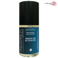 Millennium Nails 15ml Brush On Liquid Activator  Fibreglass/Silk False Nails