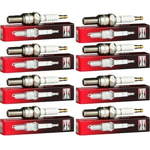 8 Champion Industrial Spark Plugs Set for 1934 OLDSMOBILE MODEL L-34 L8-3.9L