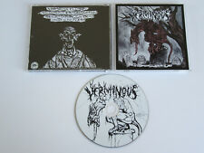 VERMINOUS Smell the BIrth of Death 2003 MEGA RARE DEATH ORIGINAL CD 500 ONLY!!!!