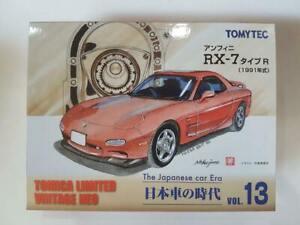 Tomytec Limited Vintage The Japanese Car Era Vol 13 Mazda RX-7 Type R Car Model