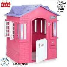 Princess Cottage Playhouse Little Tikes Kids Play House Toy Children Home Fun