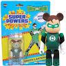Medicom Be@rbrick Bearbrick DC Comics Super Powers Green Lantern 100% Figure