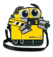 Disney Pixar WALL-E Crossbody Bag Purse with Moving Hands NEW