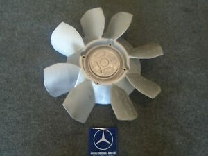 450SL R107 MERCEDES-BENZ OEM COOLING FAN WITH CLUTCH 1162051306