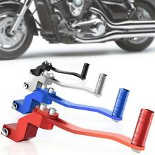 Motorcycle Cnc Folding Aluminum Gear Shift Lever Universal For Motorcycle Gift