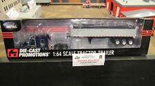 DCP#33862 STAPLES TRUCKING KW W900 SEMI TRUCK MAC COAL END DUMP TRAILER 1:64/CL