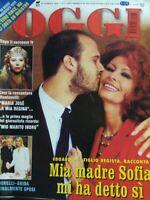 OGGI N.3 2002 SOFIA LOREN