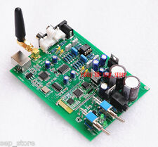 Assembeld HIFI Lossless WM8740+PCM2706 USB DAC board with Bluetooth