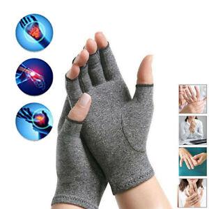 Arthritis Hand Compression Gloves for Rheumatoid Carpal Tunnel Pain Relief N8E1