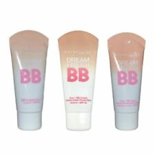 BB et CC crèmes Maybelline New York pour le teint