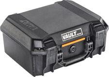 Vault by Pelican - V200 Medium Case with Foam (Black)