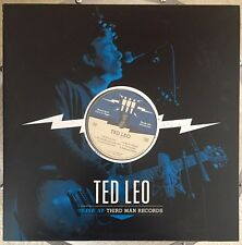 "Ted Leo 'Live at Third Man Records 5-10-11 12"" LP NEW Chisel and the Pharmacists"