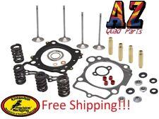 Suzuki Z400 DRZ400 Z DRZ 400 Kibblewhite Valves Titanium Springs Piston Cometic