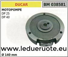 VOLANO MAGNETICO magnete ventola MOTOPOMPA POMPA IRRORATRICE DUCAR DP 25 40 Ø140