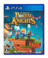 Spike Chunsoft Portal Knights SONY PS4 PLAYSTATION 4 JAPANESE VERSION PLJS-70113