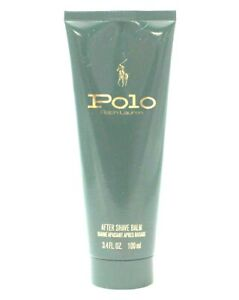 POLO GREEN CLASSIC Ralph Lauren 3.4 oz 100 ml After Shave Balm AfterShave NOS