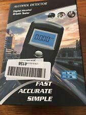 Digital Alcohol Breath Tester