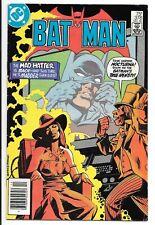 Batman #378 (December 1984, DC Comics)