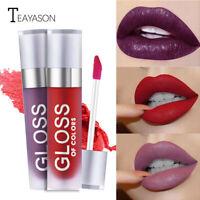 15 Colors Matte Long Lasting Lip Gloss Waterproof Makeup Liquid Lipstick