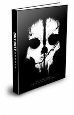NEW CALL OF DUTY Ghosts Limited Edition Strategy Guide by BradyGames BOOK Hardco