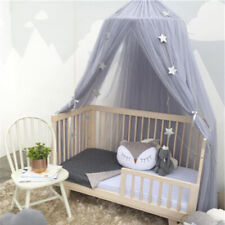 Bedding Girl Baby Bed Canopy Bedcover Mosquito Net Curtain Dome Tent Room Decor