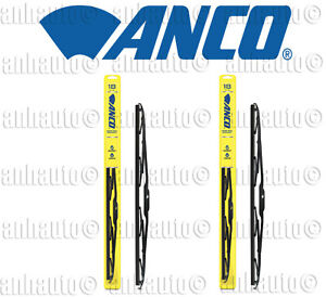 "Anco 31-18  Wiper Blade 18""   (Pack of 2)"