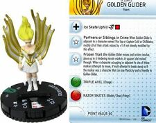 DC HEROCLIX THE FLASH SET GOLDEN GLIDER #25 uncommon